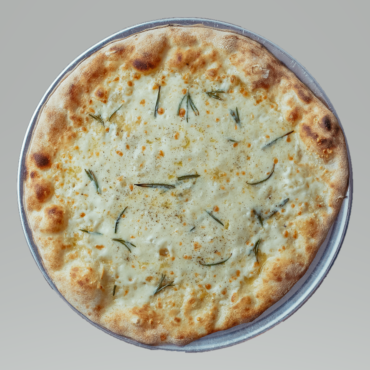 Rosemary (white pizza) (v)